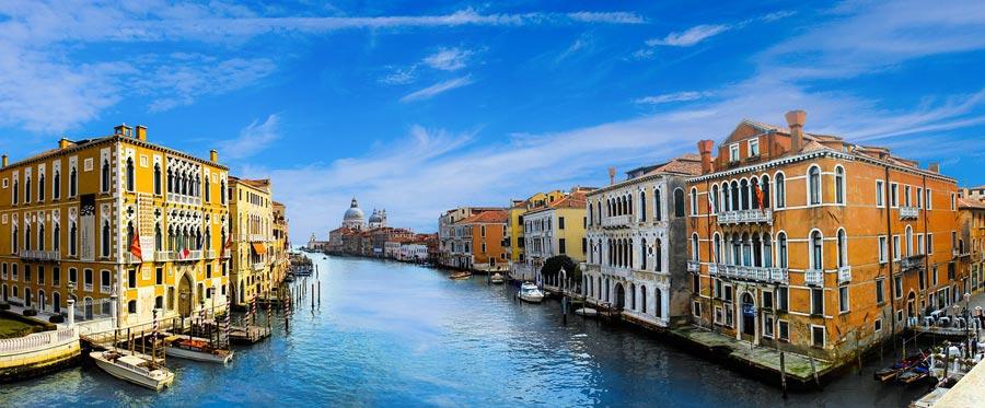 Hotel Venedig: Kanal, Grande Canale