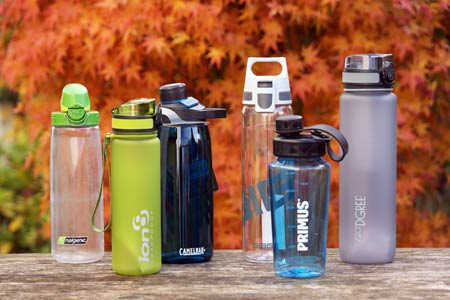 Trinkflasche Kunststoff: Ratgeber