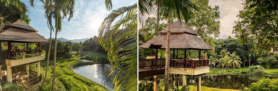 Nachhaltige Hotels Chiang Mai: Eco Lodge und Resort