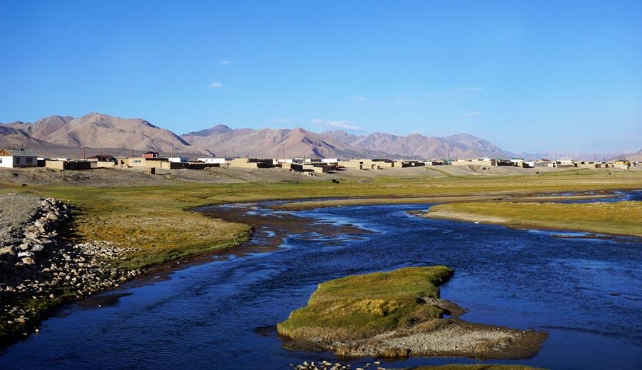 Pamir Highway: Alichur Tadschikistan