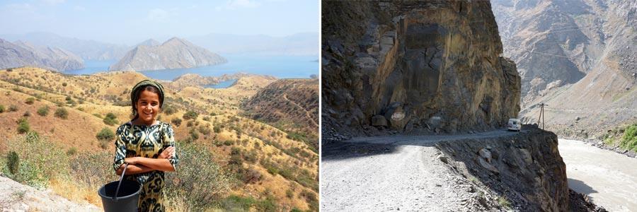 Pamir Highway: Dushanbe, Kulob, Kalaikum