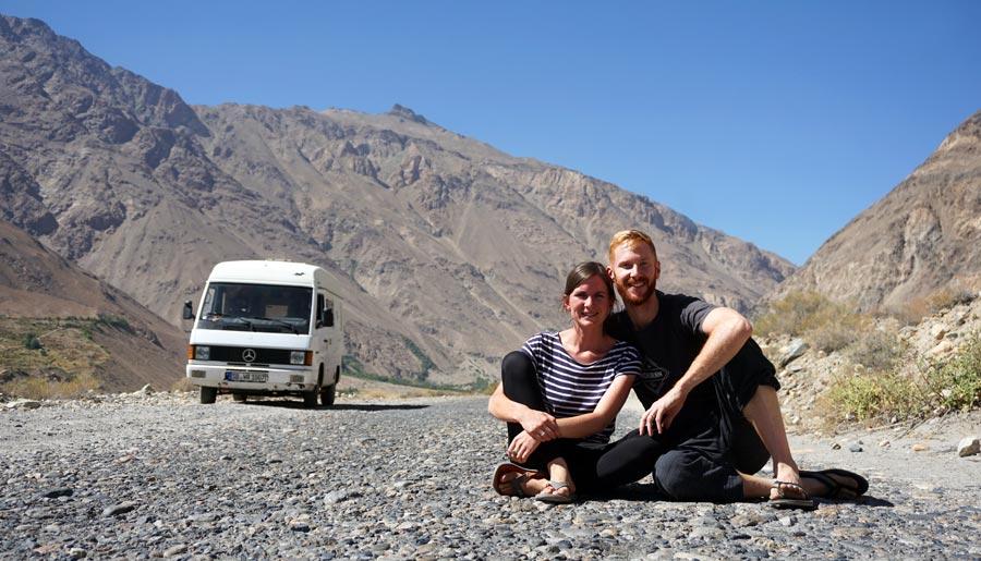 Pamir Highway: Khorogh, Ishkashim, Langar