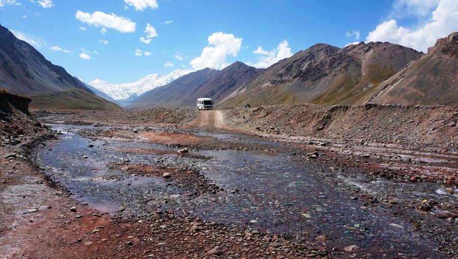 Pamir Highway: Tadschikistan Zentralasien
