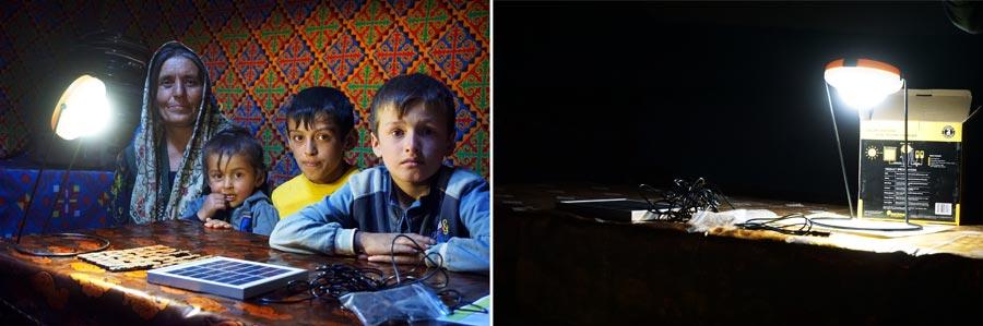 Pamir Highway: NGO SunHelp Solarprojekte