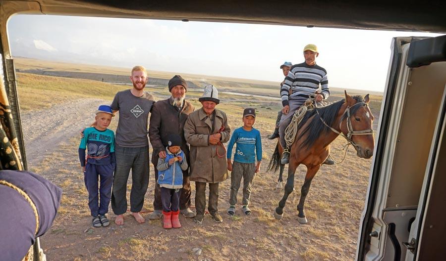 Pamir Highway: Pik Lenin, Sary Mogol