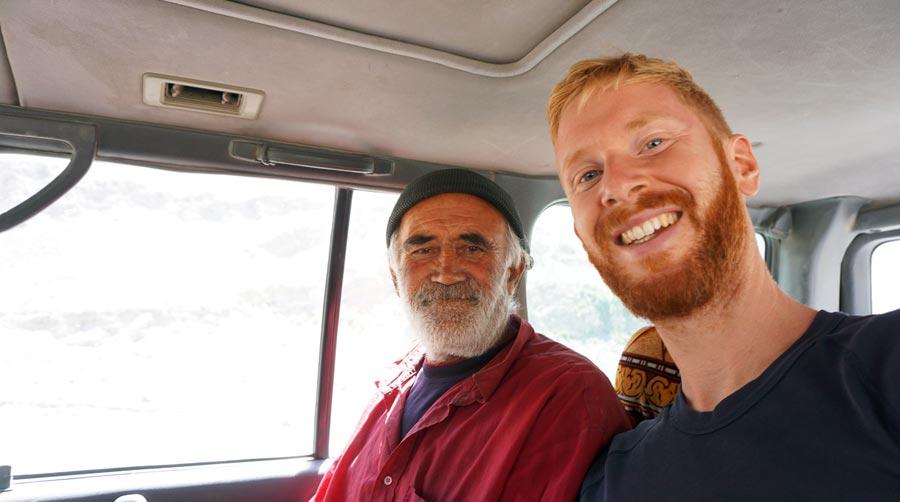 Pamir Highway: Sprache Wakhan, Pamiri