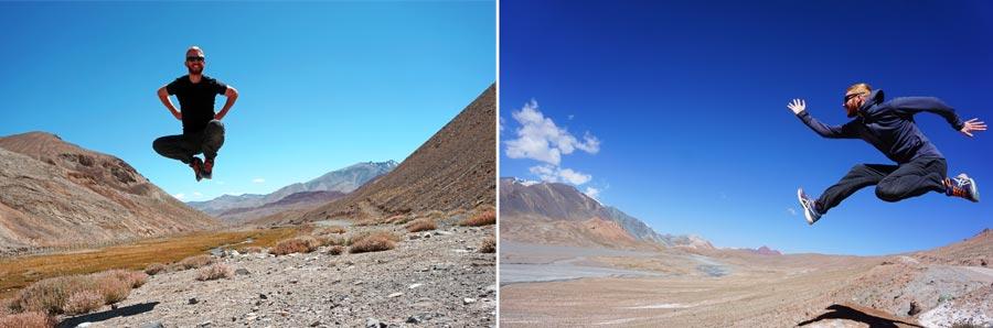 Pamir Highway: Tadschikistan, M41 Fernstraße