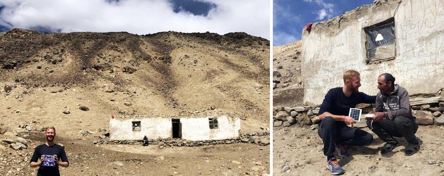 Pamir Highway: Bartang Wakhan Corridor