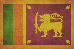 Visum Sro Lanka: Flagge