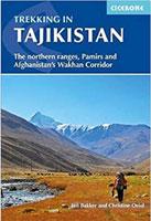 Tadschikistan Wanderführer: Cicerone