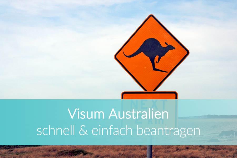 Visum Australien: Weltreise Blog