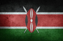 Visum Kenia: Land und Flagge