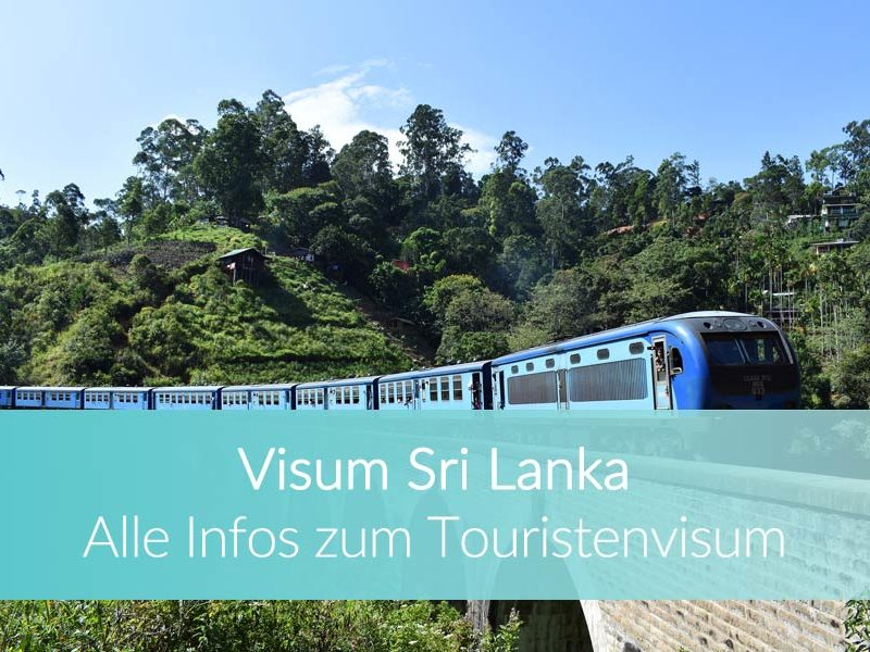 Visum Sri Lanka: Weltreise Blog