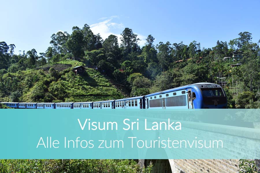 Visum Sri Lanka: Weltreise Blog