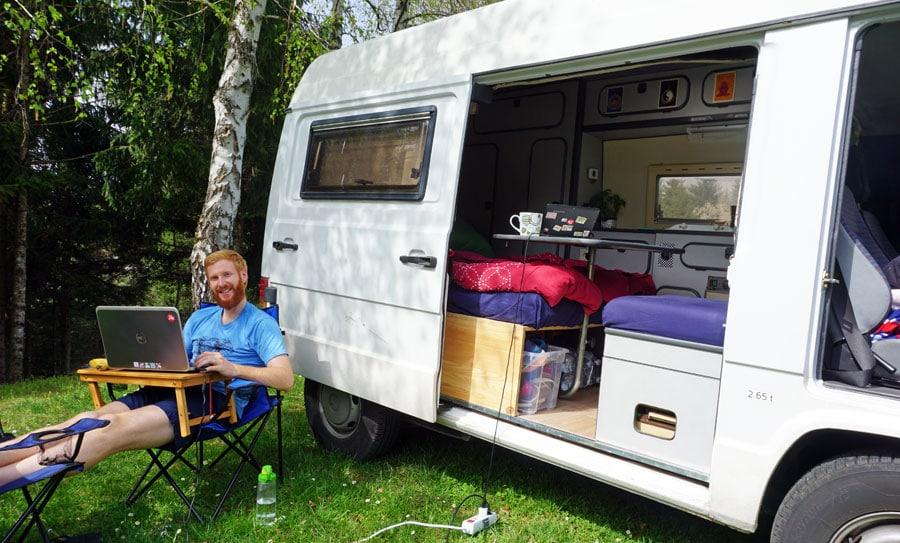 Camping Kroatien: Campingplatz