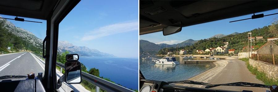 Camping Kroatien: Dalmatien, Istrien Urlaub