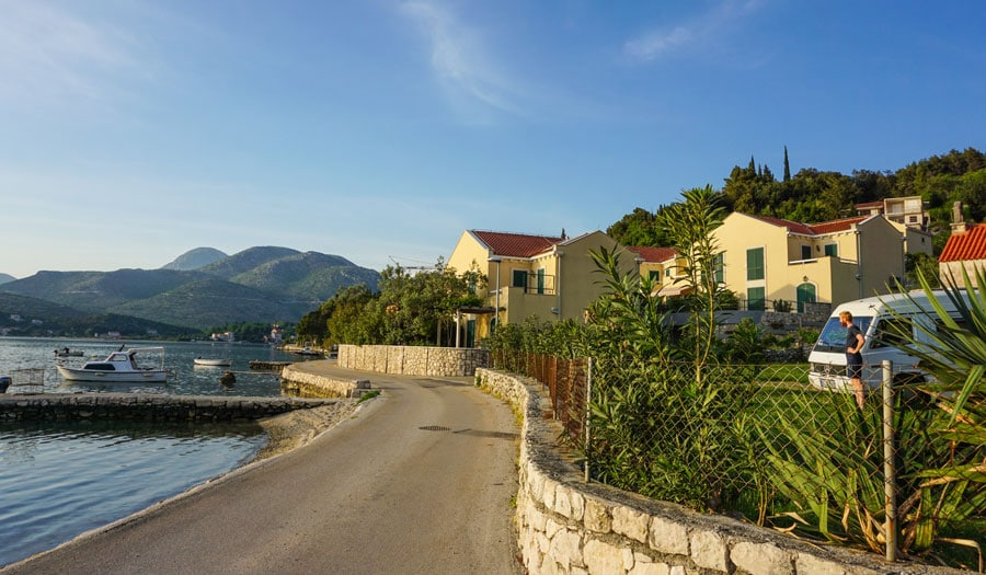 Camping Kroatien: Insel, Urlaub, Istrien