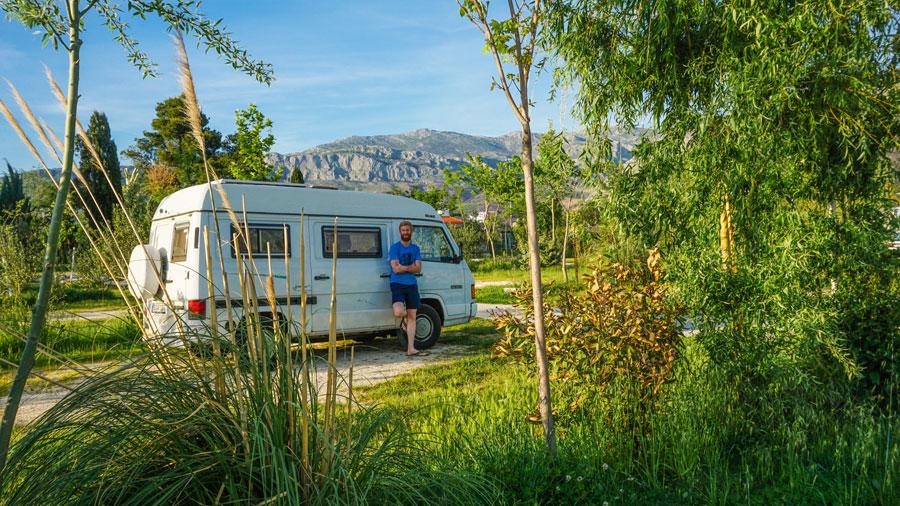 Camping Kroatien: Split, Dubrovnik, Dalmatien