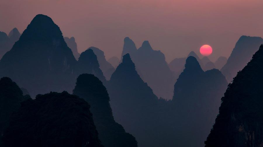 China Visa: Ausreise und Einreise