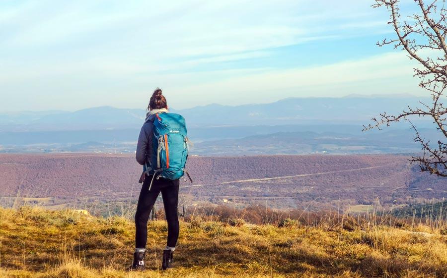 Reiserucksack: Backpack für unterwegs