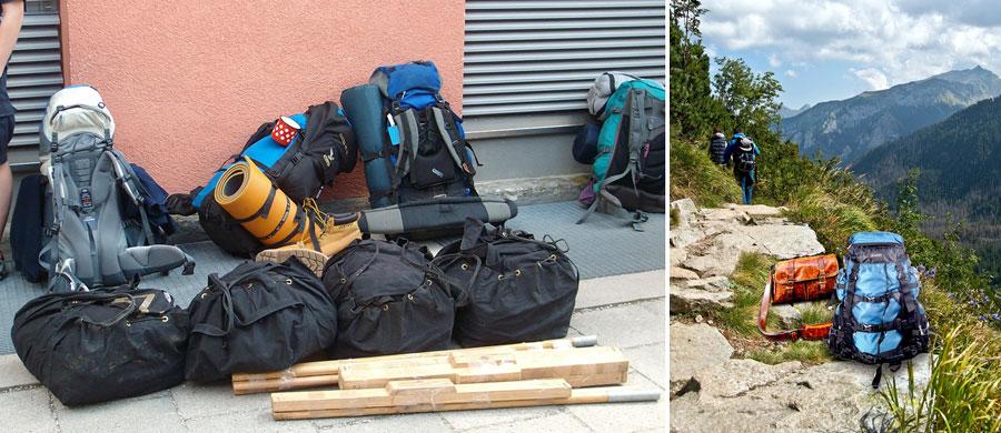 Reiserucksack: Weltreise Backpack
