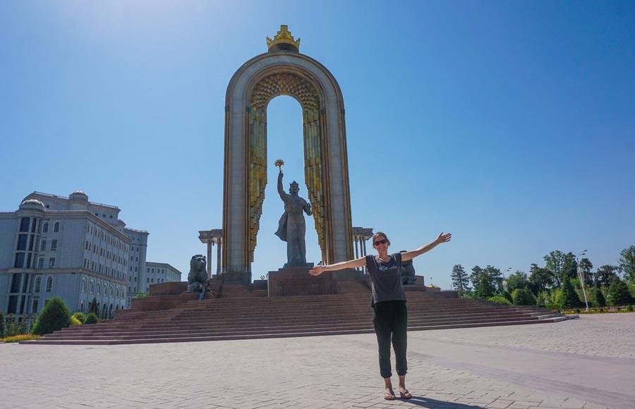 Duschanbe: Hauptstadt von Tadschikistan