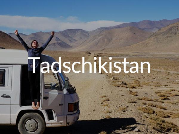 Tadschikistan Reisetipps und Reiseführer