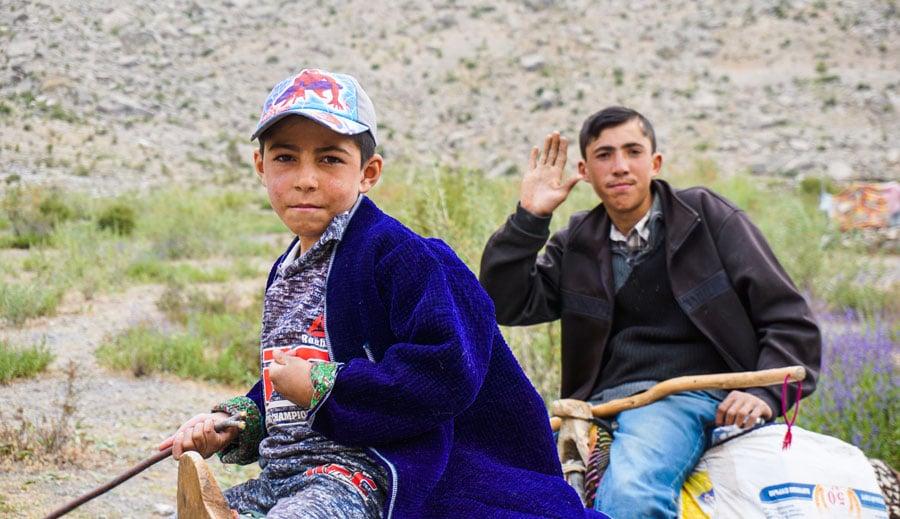Tadschikistan: Reisetipps und Sehenswürdigkeiten