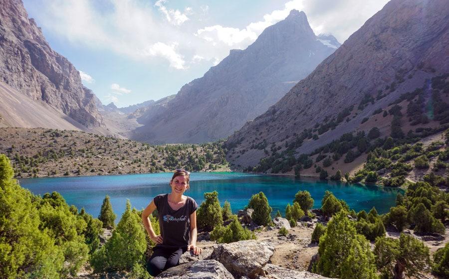 Tadschikistan: Fan Gebirge, Hochgebirge