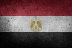 Visum Ägypten: Flagge
