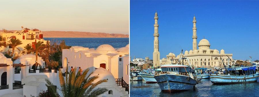 Visum Ägypten: Einreisekarte, Hurghada