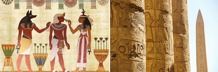 Visum Ägypten: Touristenvisum beantragen