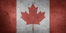 Visum Kanada: Flagge