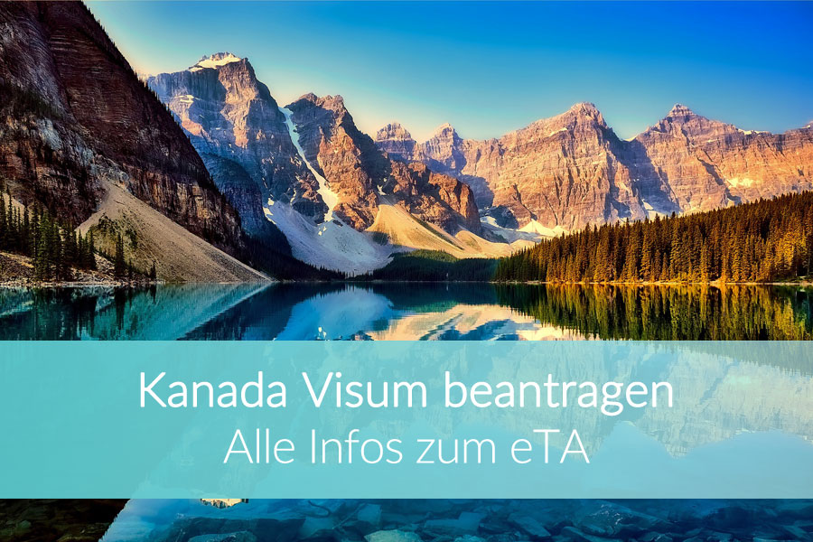 Visum Kanada: Weltreise Blog