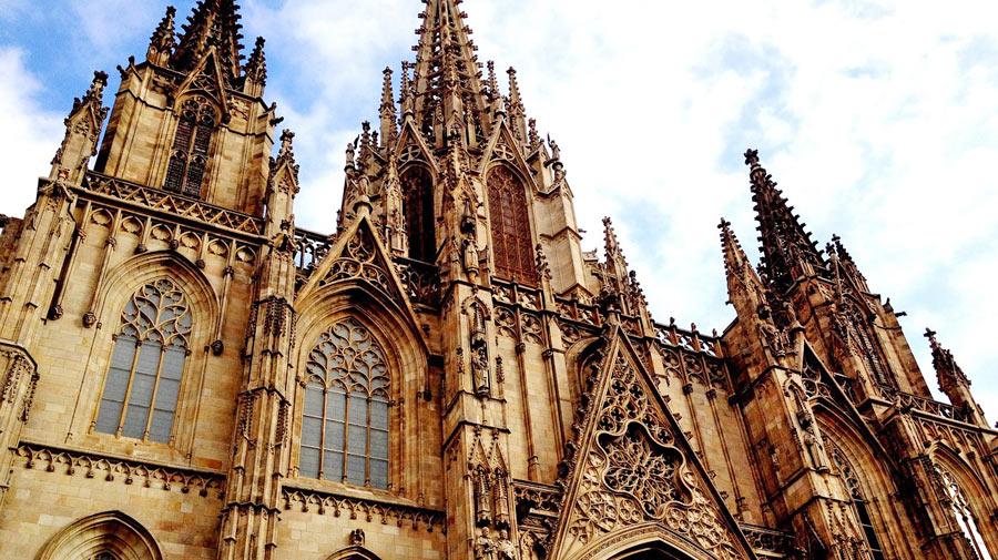Barcelona Sehenswürdigkeiten: Kathedrale St. Eulalia