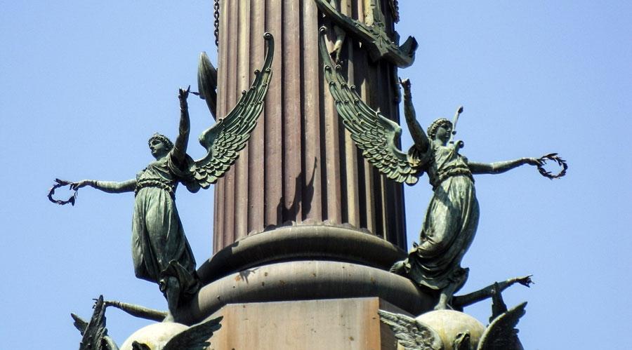 Barcelona Sehenswürdigkeiten: Kolumbussäule