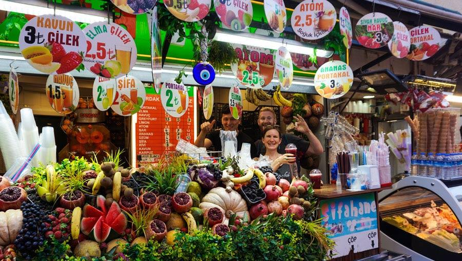 Istanbul Sehenswürdigkeiten: Asiatischer Kontinent, Beyoglu