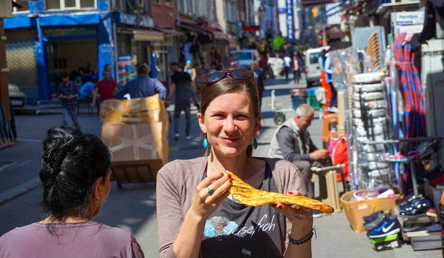 Istanbul Sehenswürdigkeiten: Markt, Basar