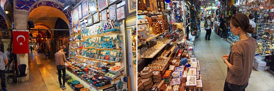Istanbul Sehenswürdigkeiten: Großer Basar