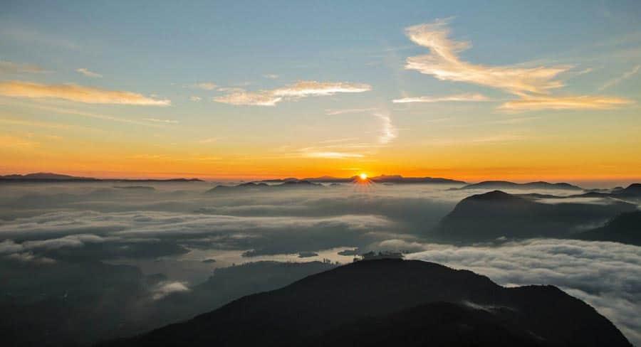 Sri Lanka Sehenswürdigkeiten: Adams Peak