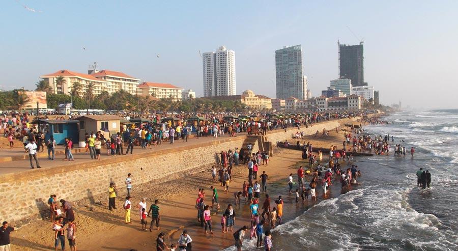 Sri Lanka Sehenswürdigkeiten: Colombo Hauptstadt