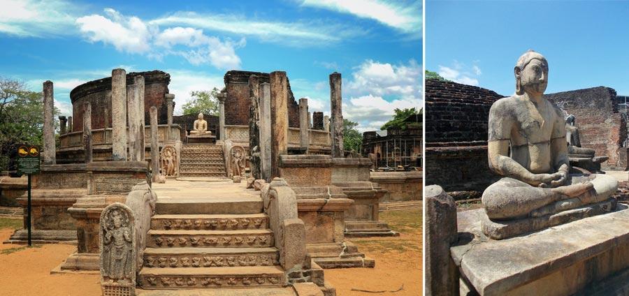 Sri Lanka Sehenswürdigkeiten: Polonnaruwa
