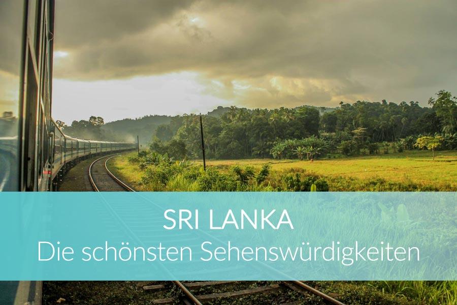 Sri Lanka Sehenswürdigkeiten: Weltreise Blog