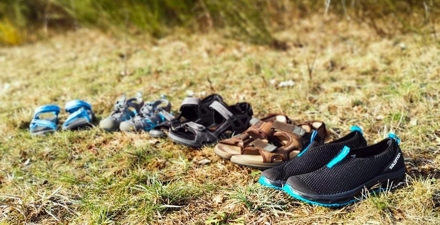 Trekkingsandalen Test: Die 5 besten Wandersandalen | 2019