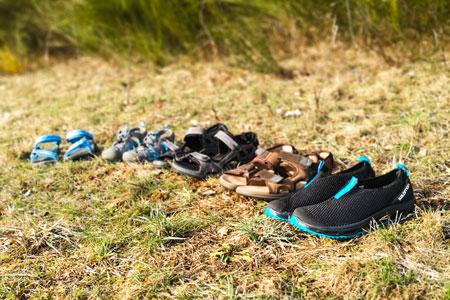 Trekkingsandalen: Ratgeber und Testbericht