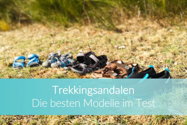 Trekkingsandalen: Die 5 besten Wandersandalen für Damen und Herren im Test | 2019