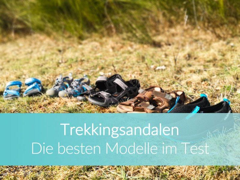Trekkingsandalen: Weltreise Blog