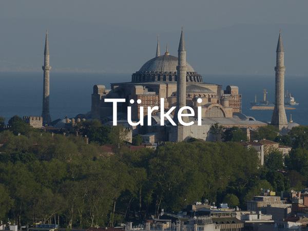 Reisetipps und Reiseführer Türkei