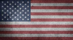 USA Visa: Flagge