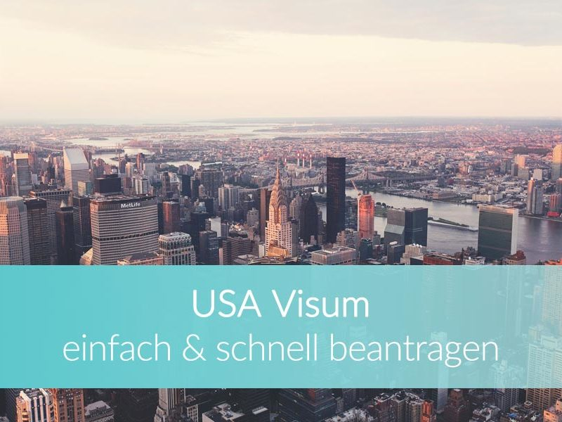 USA Visa: Weltreise Blog